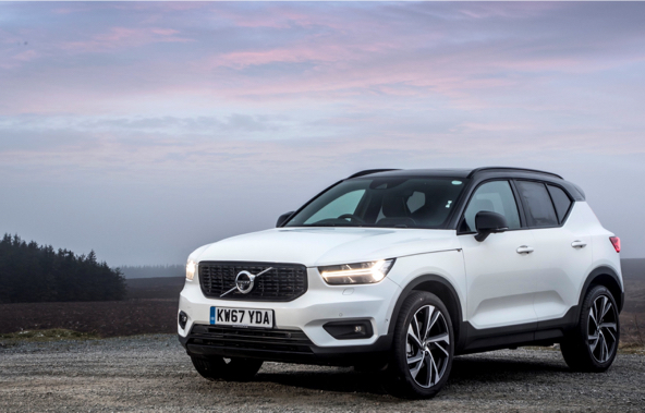 Volvo Xc40 Wins Euro Car Of The Year Scotcars