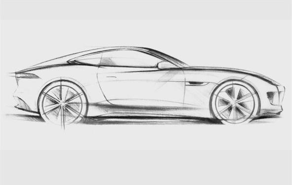 Jag Unveils Sports Car Concept Scotcars