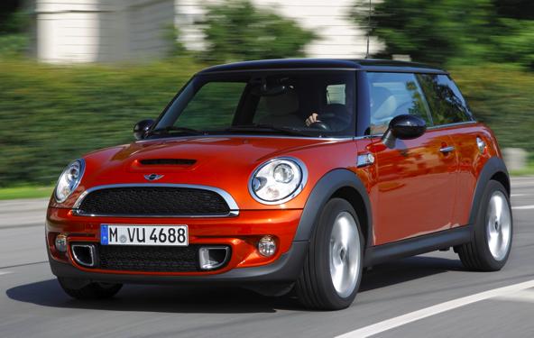 Red Hot Diesel Mini Cooper 02